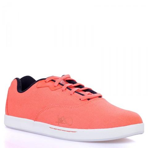 Купить мужские оранжевые, белые  кроссовки k1x cali в магазинах Streetball - изображение 1 картинки