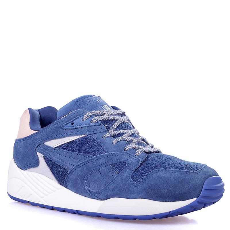 Купить мужские синие  кроссовки puma xs-850 x bwgh в магазинах Streetball изображение - 1 картинки