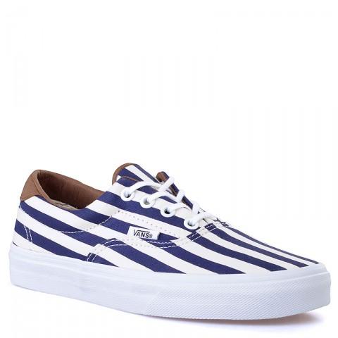 Купить мужские белые, синие  кеды vans era 59 в магазинах Streetball - изображение 1 картинки