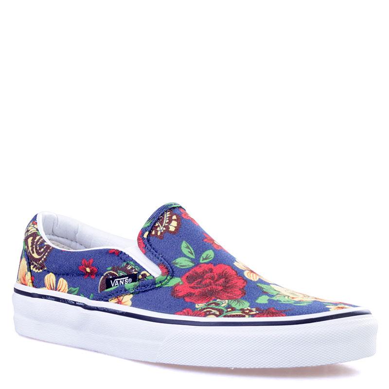 Кеды Vans Classic Slip-On Aloha. Производитель: Vans, артикул: 23763