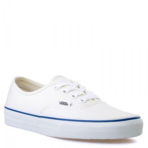 Купить мужские белые  кеды vans authentic в магазинах Streetball - изображение 1 картинки