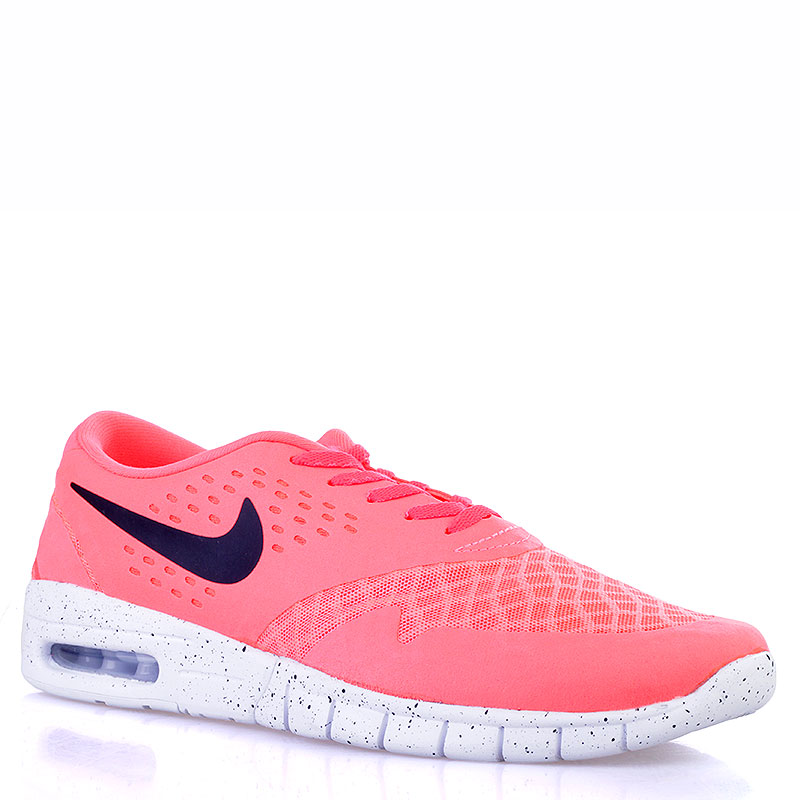 Кроссовки Nike SB Eric Koston 2 MaxКроссовки lifestyle<br>Текстиль, синтетика<br><br>Цвет: Коралловый<br>Размеры US: 8;9;9.5;10;10.5;11;11.5<br>Пол: Мужской