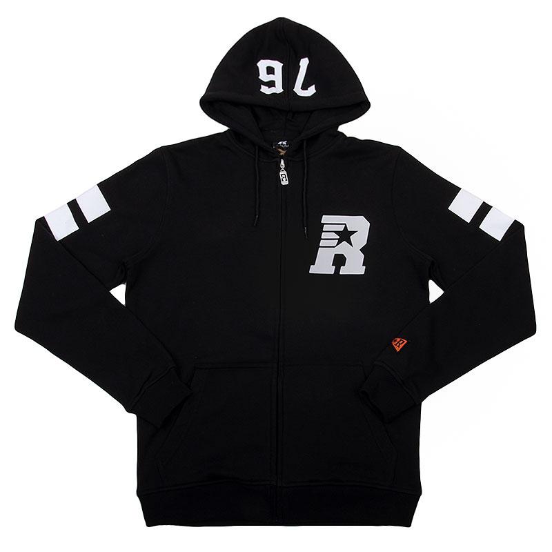 Толстовка Rucker park Harlem Zipper HoodyТолстовки свитера<br>Хлопок, полиэстер<br><br>Цвет: Черный<br>Размеры : 2XL<br>Пол: Мужской