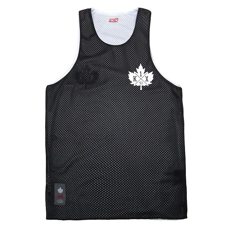 Майка K1X Core Reversible Crest Jersey - K1XБезрукавки<br>Полиэстер<br><br>Цвет: Черный, белый<br>Размеры US: M;S