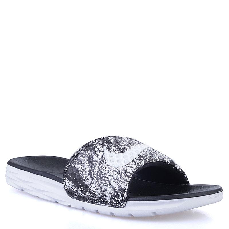 Купить Сланцы, балетки Сланцы Nike sportswear Benassi Solarsoft Slide  Сланцы Nike sportswear Benassi Solarsoft Slide