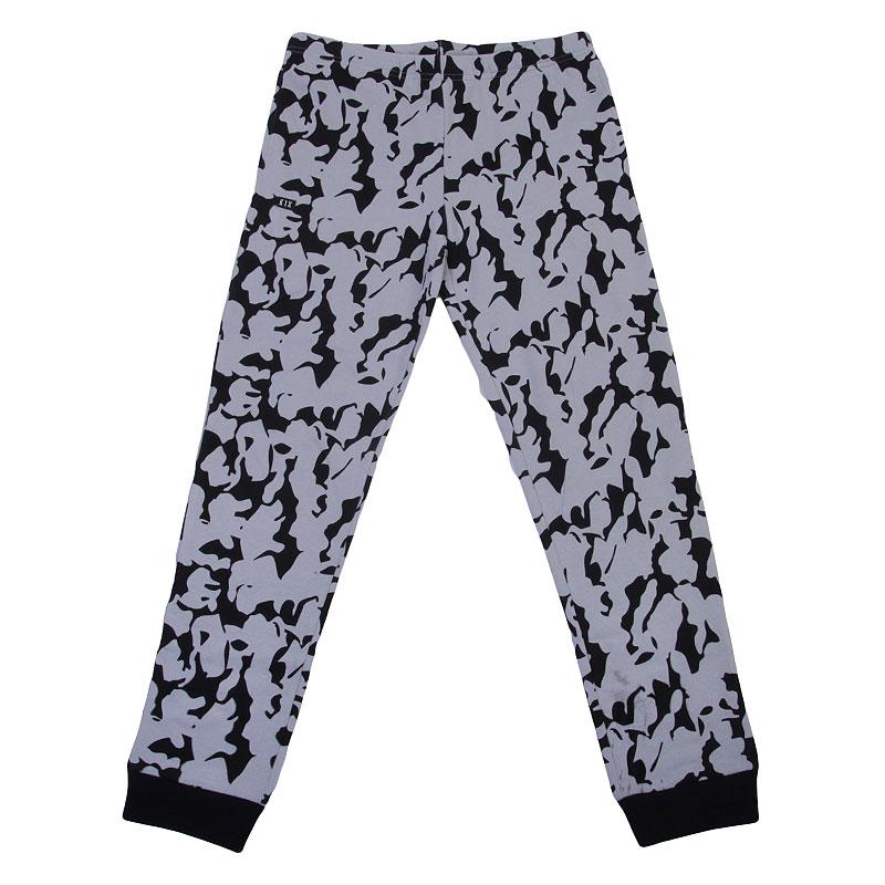 Брюки K1x wmns WMNS Skinny SweatpantsБрюки и джинсы<br>Хлопок, полиэстер<br><br>Цвет: Черный, серый<br>Размеры US: L<br>Пол: Женский