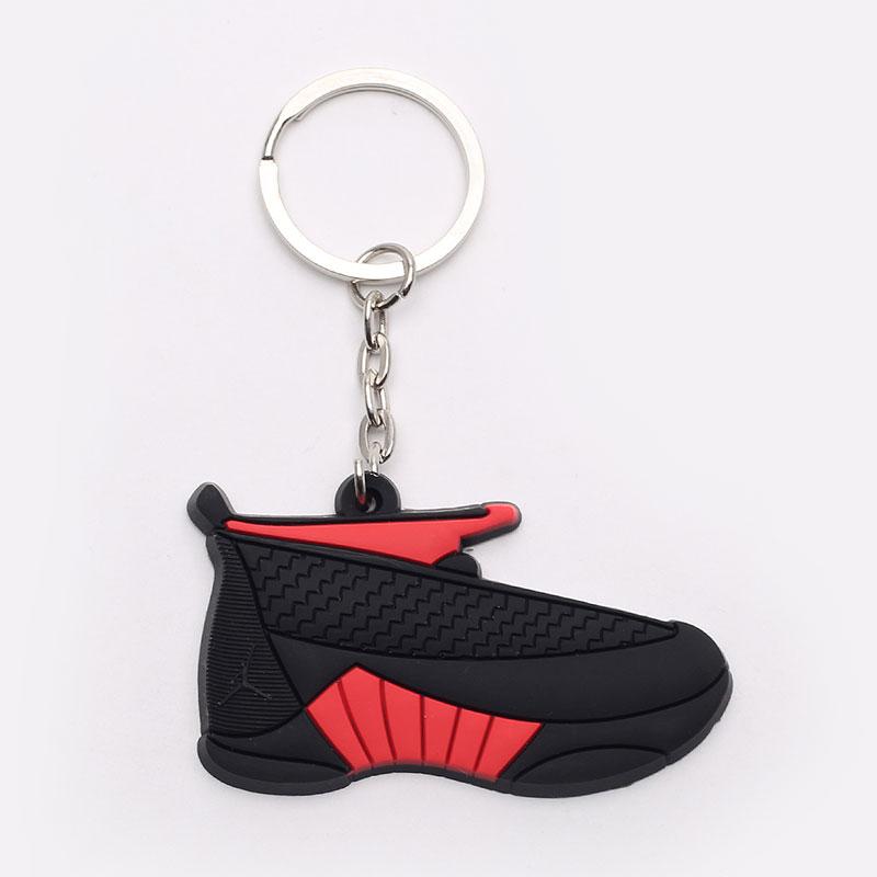 черный, красный  брелок без бренда aj 15 №14-AJ15-blk/red - цена, описание, фото 1