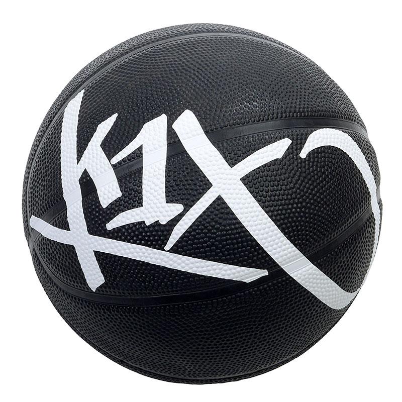 Купить черный, белый  мяч k1x million bucks basketball в магазинах Streetball изображение - 1 картинки