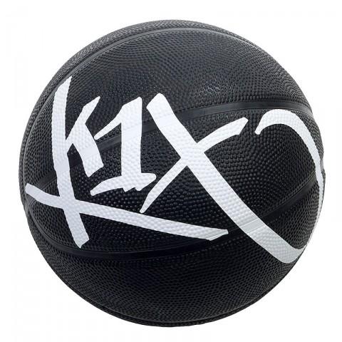 Купить черный, белый  мяч k1x million bucks basketball в магазинах Streetball - изображение 1 картинки