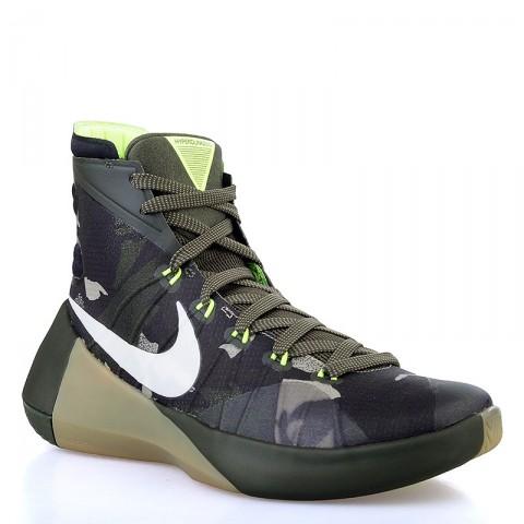 Купить мужские зелёные, салатовые  кроссовки nike hyperdunk 2015 в магазинах Streetball - изображение 1 картинки