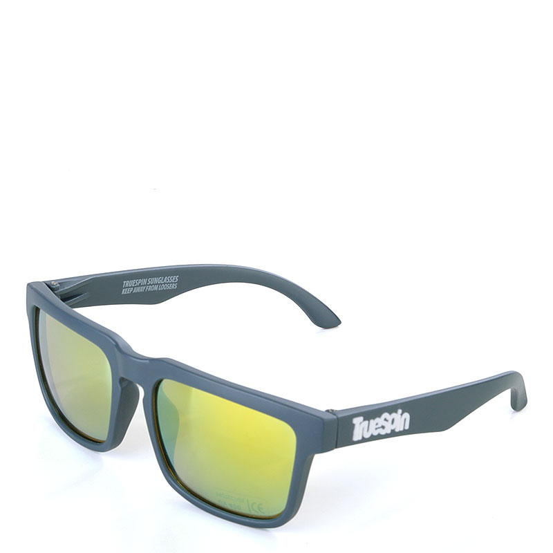серые  очки true spin smooth Smooth-mt grey-orang - цена, описание, фото 1
