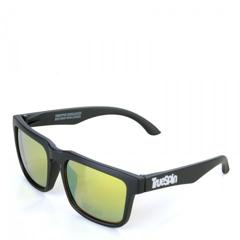 черные  очки true spin smooth Smooth-mt blk-orn mr - цена, описание, фото 1