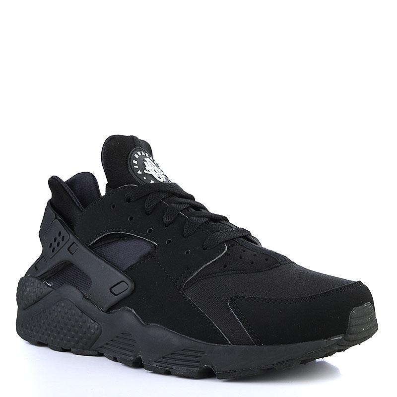 Кроссовки Nike Sportswear Air HuaracheКроссовки lifestyle<br>Синтетика, текстиль, резина<br><br>Цвет: Черный<br>Размеры US: 8;8.5;9;9.5;10;10.5;11;11.5;13;14;15<br>Пол: Мужской
