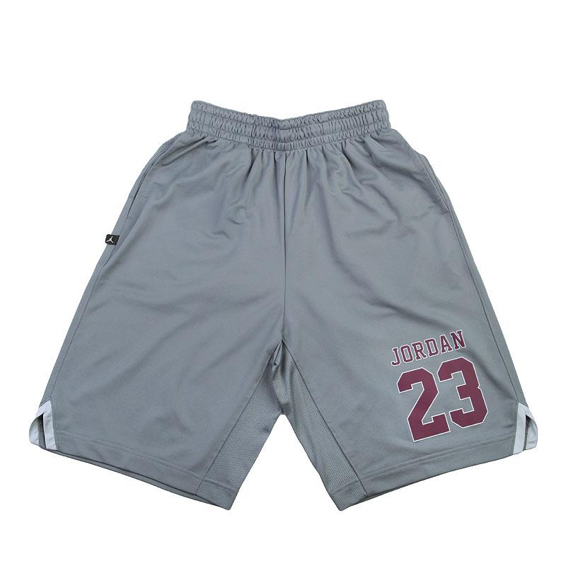 ff711ed0 Купить мужские серые шорты jordan rise 4 short в магазинах Streetball  изображение - 1 картинки