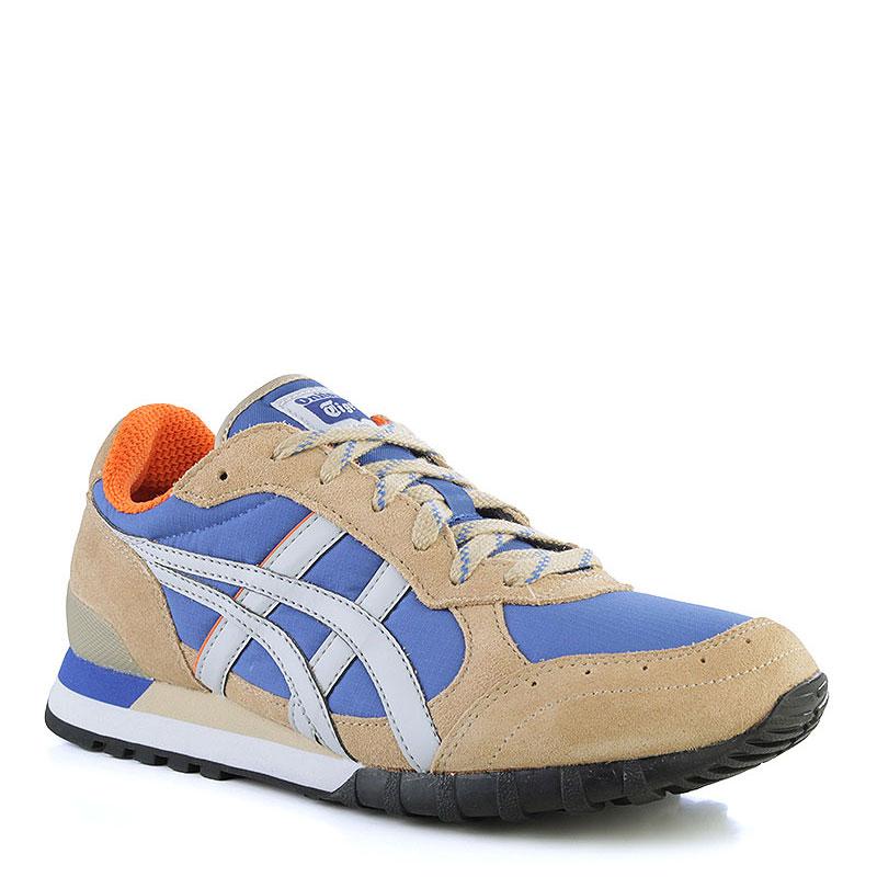 Купить мужские коричневые, синие, серые, оранжевые  кроссовки onitsuka tiger colorado eighty-five в магазинах Streetball изображение - 1 картинки