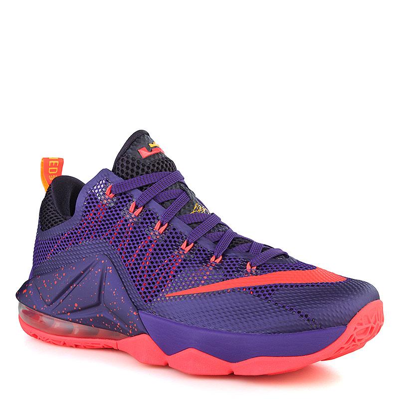 16f80767db666 Мужские кроссовки Lebron XII Low от Nike (724557-565) оригинал ...