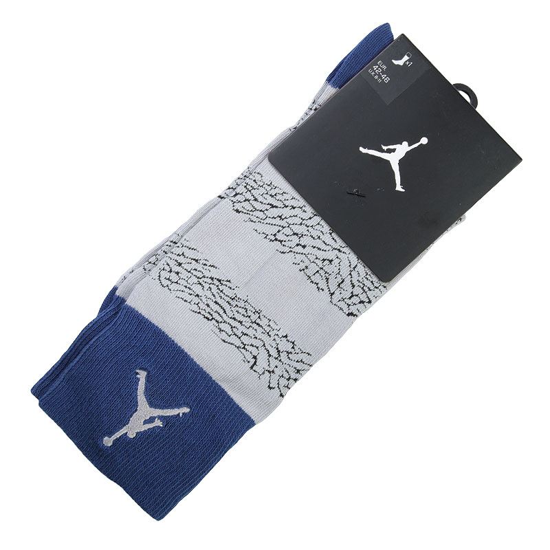 Носки Jordan Jordan Elephant Striped