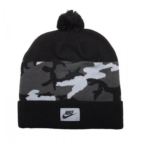 Шапка Nike Camo Pom