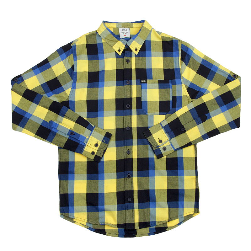 Рубашка K1X Check Ball Shirt от Streetball