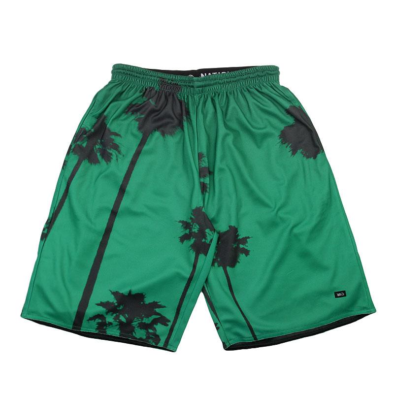 Шорты K1X Sizzlin Mesh ShortsШорты<br>Полиэстер<br><br>Цвет: Черный, зеленый<br>Размеры US: M<br>Пол: Мужской