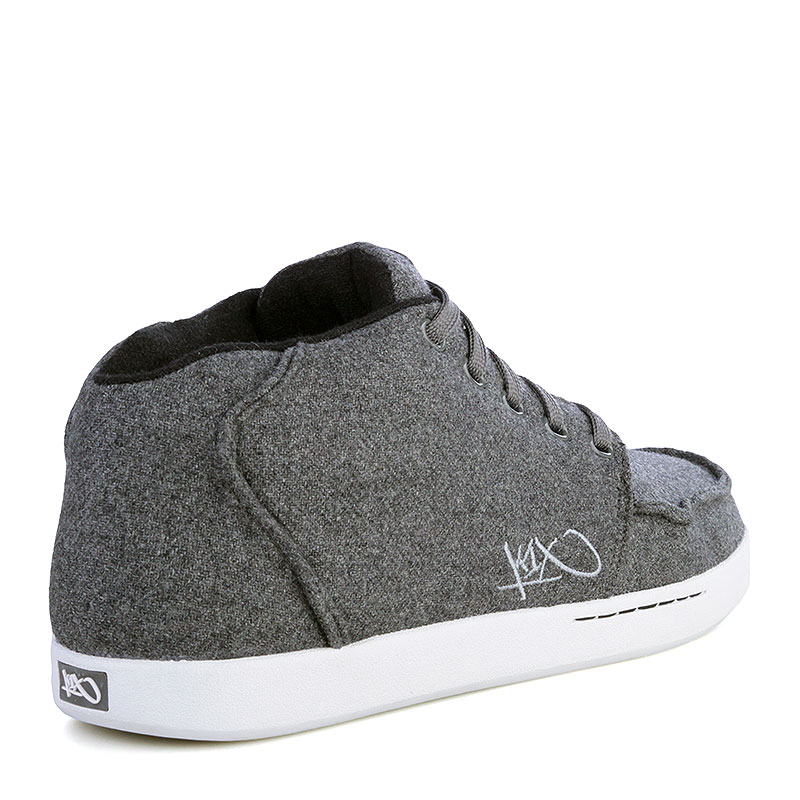 мужские серые, белые  кроссовки k1x mtp te 1000-0226/8118 - цена, описание, фото 2
