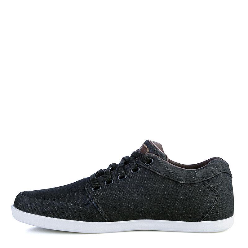 Купить мужские чёрные, белые  кроссовки k1x lp low в магазинах Streetball изображение - 3 картинки