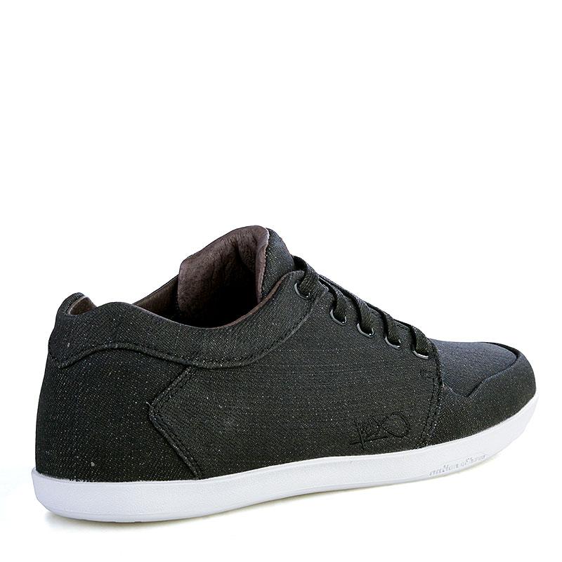 Купить мужские чёрные, белые  кроссовки k1x lp low в магазинах Streetball изображение - 2 картинки