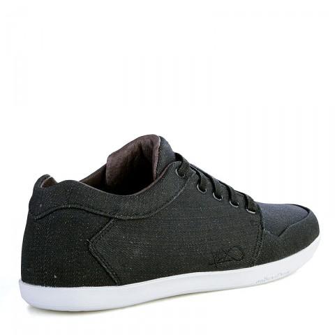 Купить мужские чёрные, белые  кроссовки k1x lp low в магазинах Streetball - изображение 2 картинки