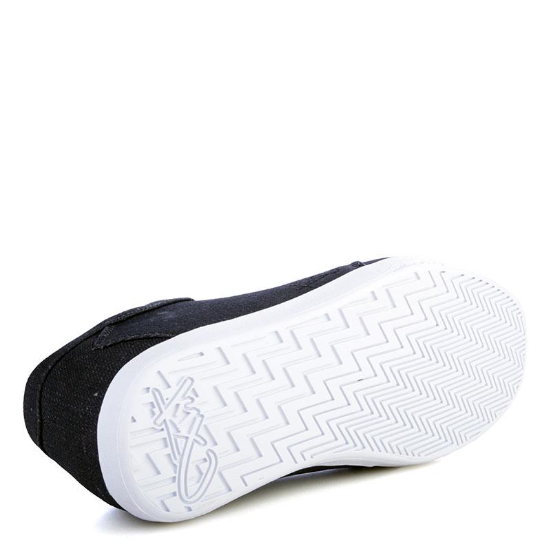 Купить мужские чёрные, белые  кроссовки k1x lp low в магазинах Streetball изображение - 4 картинки