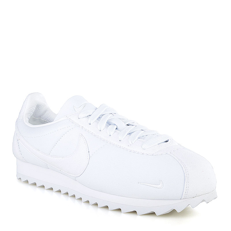 30297aa21559 мужские белые кроссовки nike classic cortez shark low sp 810135-110 - цена,  описание
