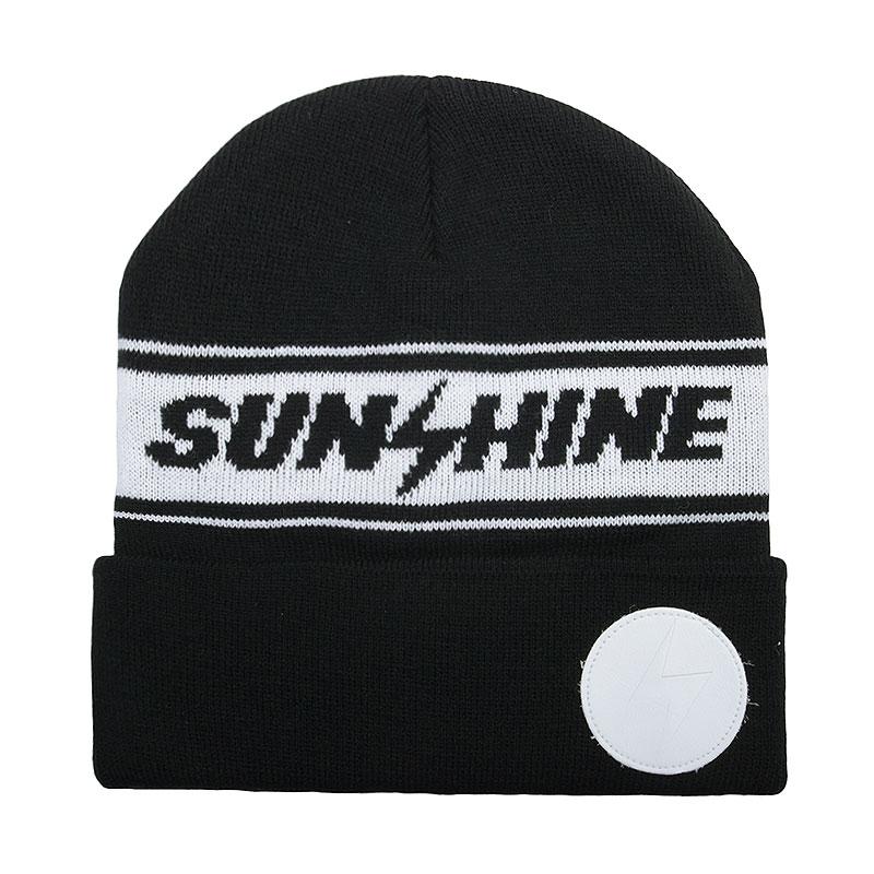 Шапка True spin SunshineШапки<br>Акрил<br><br>Цвет: Черный, белый<br>Размеры : OS