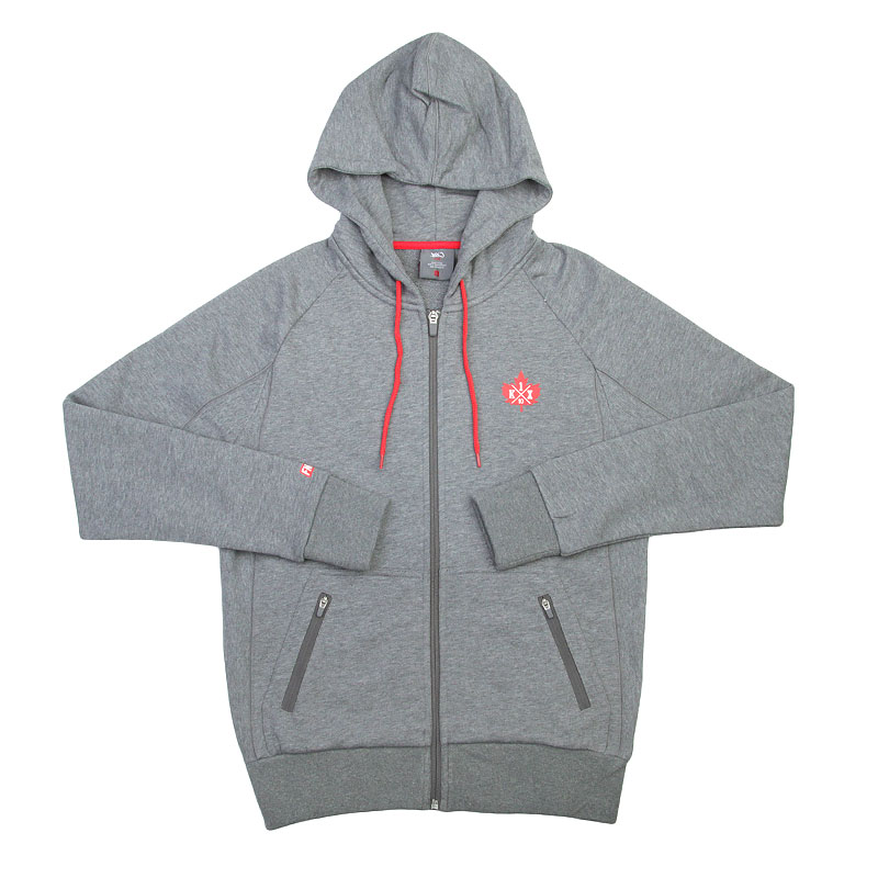 Толстовка K1X Core Performance Zipper Hoody