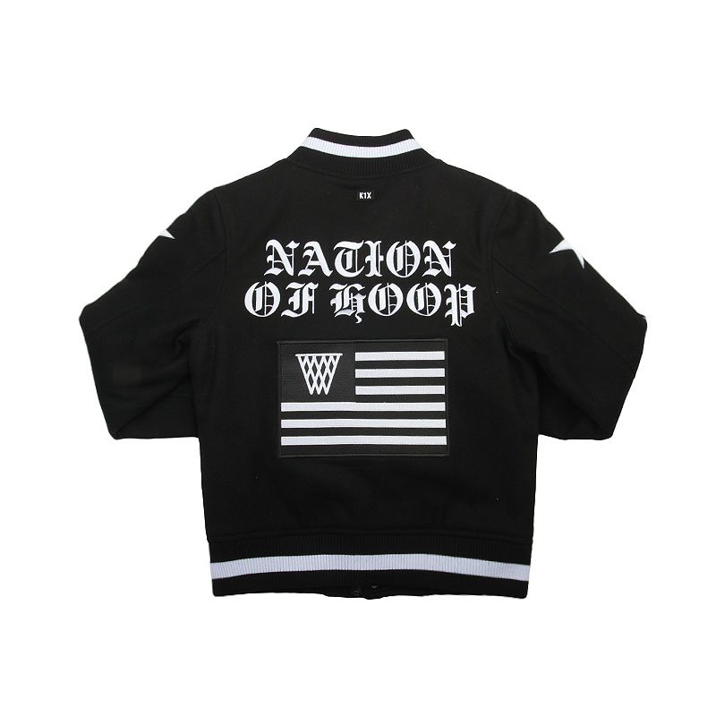 Куртка K1x wmns WMNS O.D. Varsity Jacket от Streetball