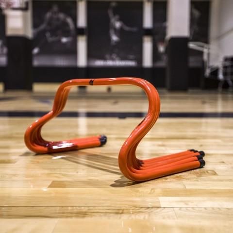 оранжевый, черный  тренажёр get ripped gr not enough hurdles unadjst GR-002-15 (23cm) - цена, описание, фото 1