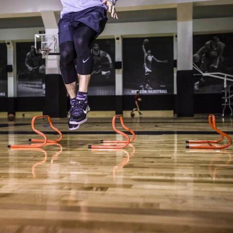 Купить оранжевый, черный  тренажёр get ripped gr not enough hurdles unadjst в магазинах Streetball - изображение 3 картинки