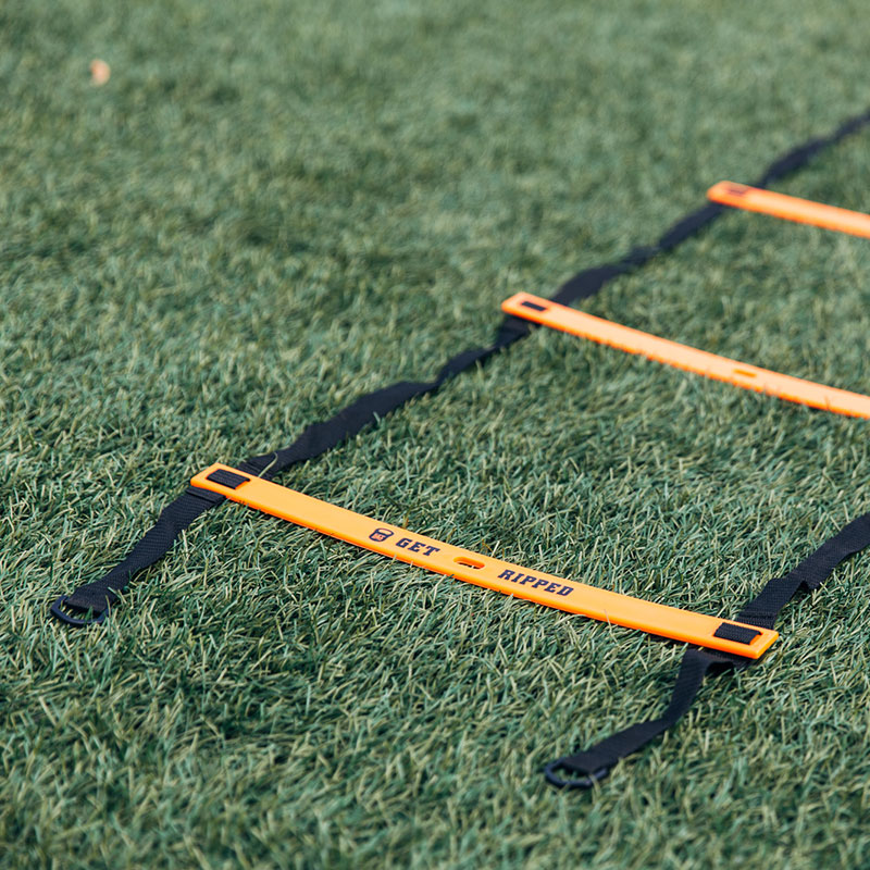 черный, оранжевый  тренажёр get ripped gr magic quick ladder GR-003-15 - цена, описание, фото 5
