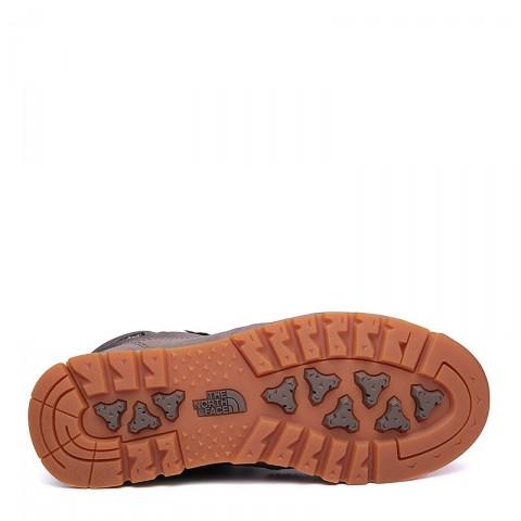 Купить женские серые, мятные  ботинки the north face back-to-berkeley redux в магазинах Streetball - изображение 4 картинки