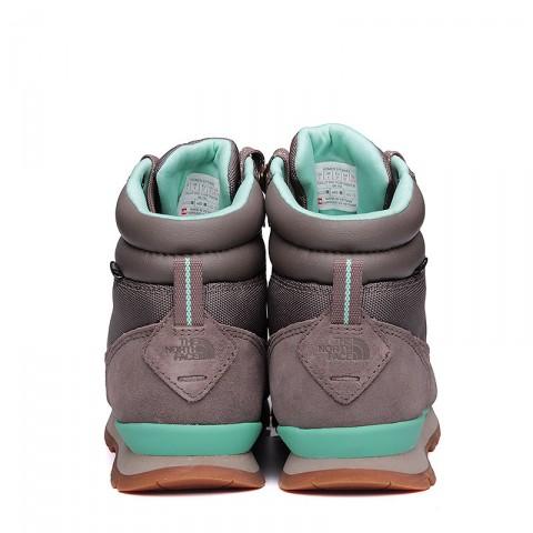 Купить женские серые, мятные  ботинки the north face back-to-berkeley redux в магазинах Streetball - изображение 6 картинки