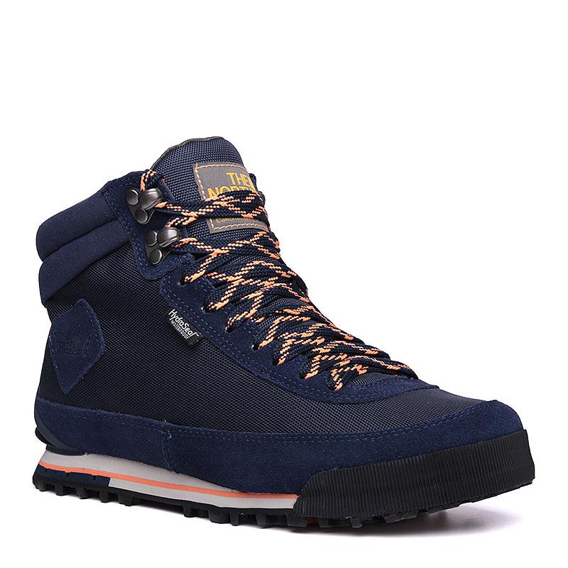 Купить женские синие, черные  ботинки the north face back-to-berkeley boot ii в магазинах Streetball изображение - 1 картинки