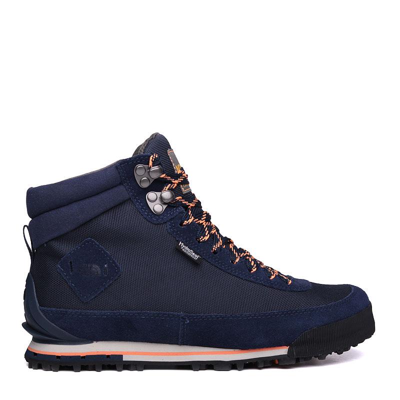 Купить женские синие, черные  ботинки the north face back-to-berkeley boot ii в магазинах Streetball изображение - 2 картинки