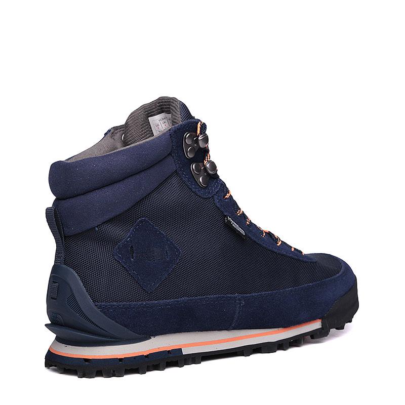 Купить женские синие, черные  ботинки the north face back-to-berkeley boot ii в магазинах Streetball изображение - 3 картинки