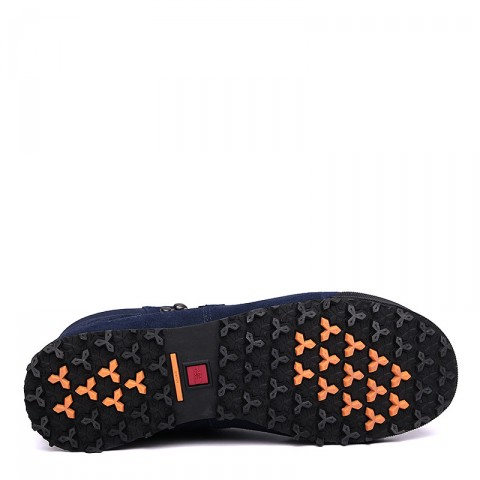 Купить женские синие, черные  ботинки the north face back-to-berkeley boot ii в магазинах Streetball - изображение 4 картинки