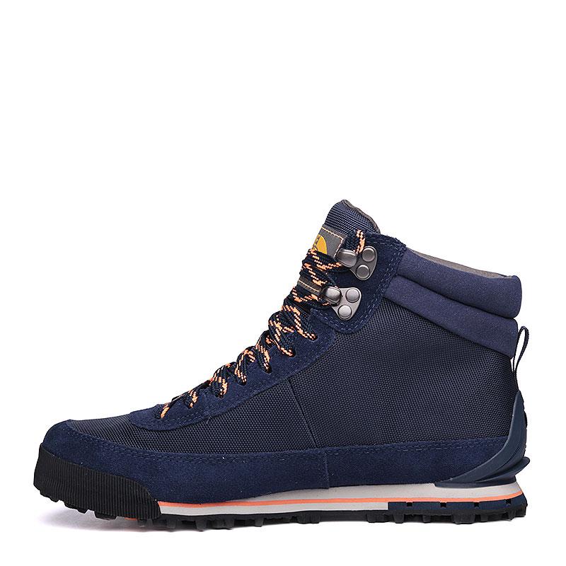 Купить женские синие, черные  ботинки the north face back-to-berkeley boot ii в магазинах Streetball изображение - 5 картинки