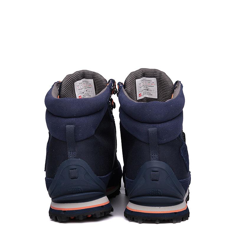 Купить женские синие, черные  ботинки the north face back-to-berkeley boot ii в магазинах Streetball изображение - 6 картинки