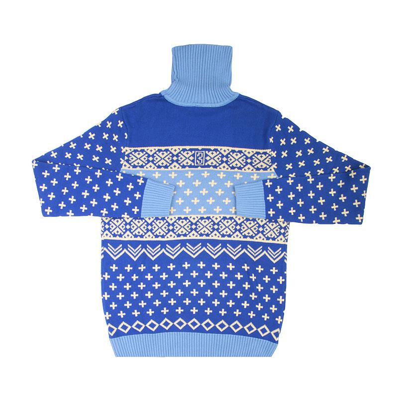 Свитер Запорожец heritage DeerТолстовки свитера<br>100% хлопок<br><br>Цвет: Синий<br>Размеры : XS<br>Пол: Мужской