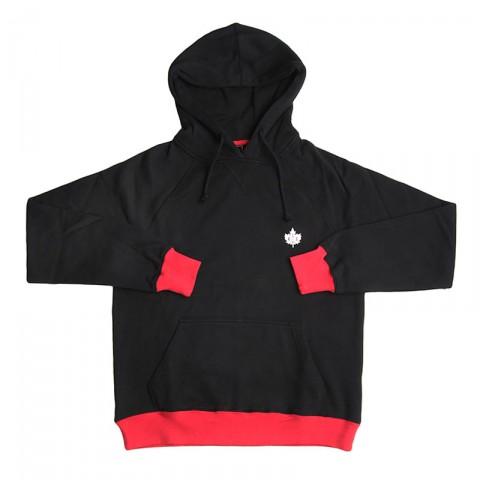 мужскую красную, черную  толстовка k1x authentic hoody 1153-2150/0606 - цена, описание, фото 1