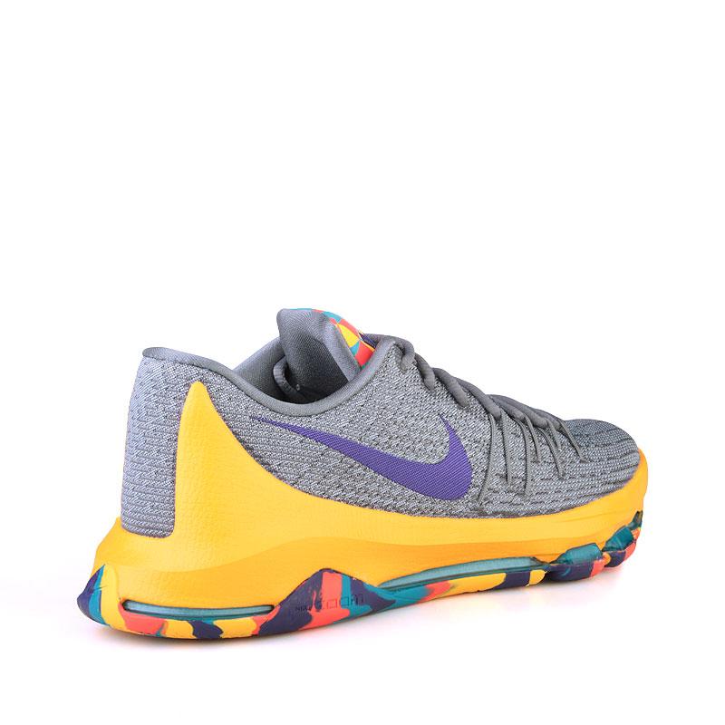 Кроссовки Nike KD VIII от Streetball