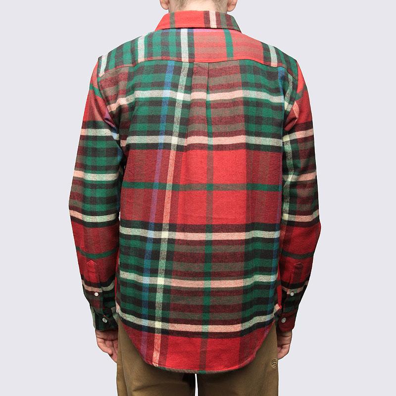 Рубашка Stussy Big Plaid Shirt от Streetball