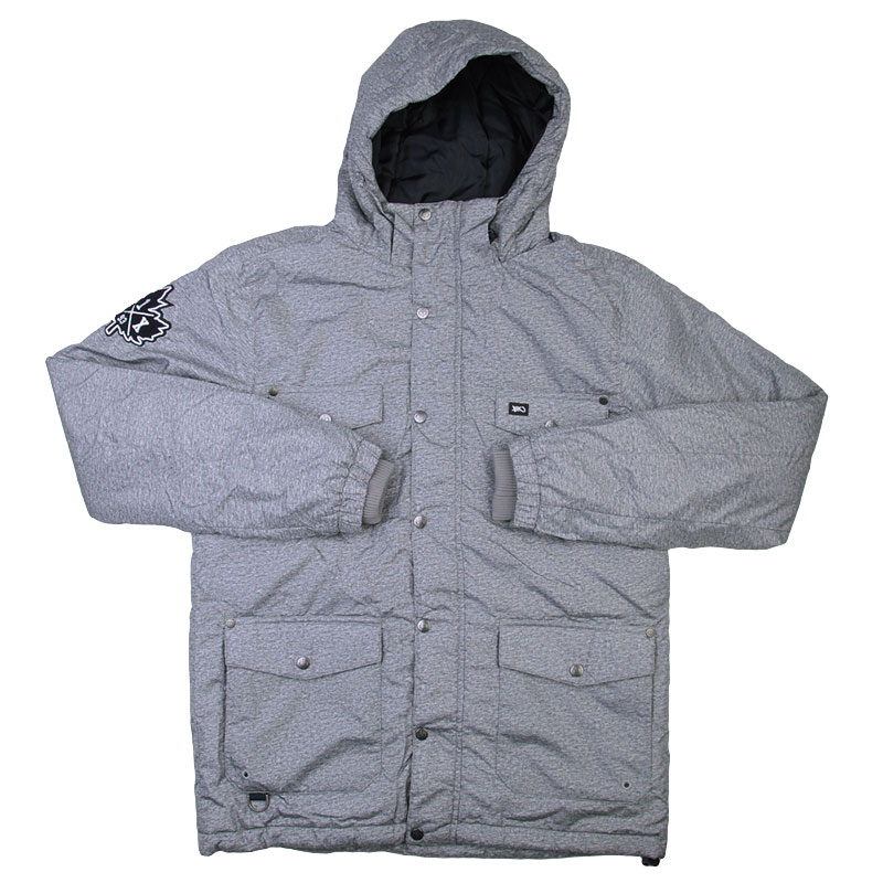 Куртка K1X Urban Hooded Fullzip
