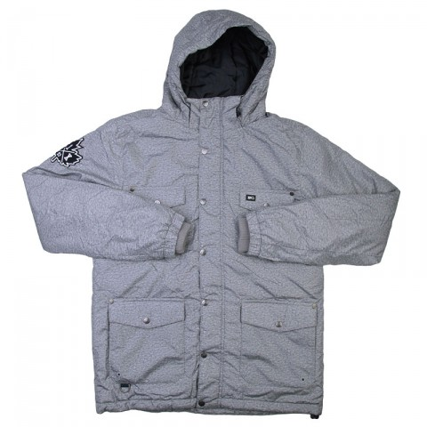 Urban Hooded Fullzip K1X